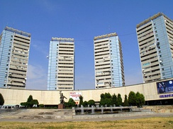 Residential Towers