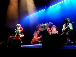 The Residents in 2013 on their Wonder of Weird 40th Anniversary Tour