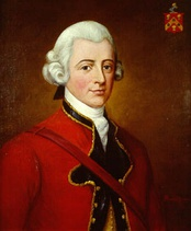 Sir Robert Eden, last colonial Governor of Maryland