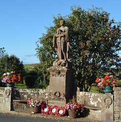 War Memorial looked after by St Bees PC