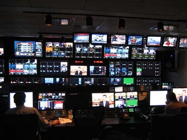 Fox Business Network's Master Control