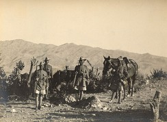 2nd/5th Royal Gurkha Rifles, North-West Frontier 1923.