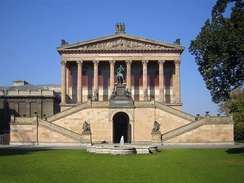 Alte Nationalgalerie.