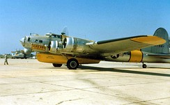SB-17G of the USAF 5th Rescue Squadron c. 1950