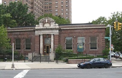Bushwick branch of the Brooklyn Public Library