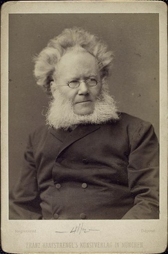 Ibsen, late in his career