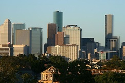 1 – Houston, largest city in the state