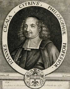 Ioannis Kigalas (c. 1622–1687) was a Nicosia born Greek Cypriot scholar and professor of Philosophy who was largely active in the 17th century.[234]