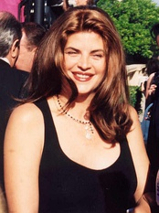 Kirstie Alley — Best Actress in a Series, Musical or Comedy