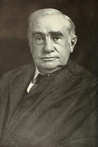 Justice Henry Billings Brown, who wrote the majority opinion in Plessy.