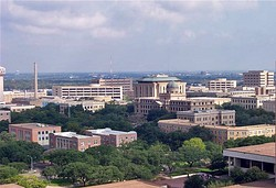 College Station is the home of Texas A&M University.