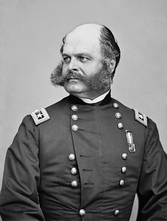General Ambrose Burnside.