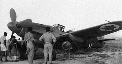 Avia S-199 Israeli 1st fighter aircraft