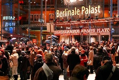 The Berlinale Palast is the venue for the competition premieres
