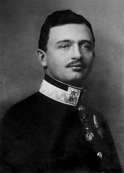 Blessed Karl of Austria.