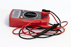 One of the functions of many types of multimeters is the measurement of resistance in ohms.