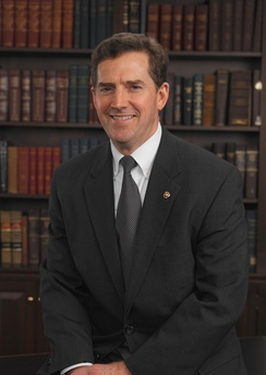 Jim DeMint, former U.S. Senator and former president of The Heritage Foundation