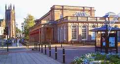 Royal Pump Rooms and Baths