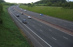 The M40 extension