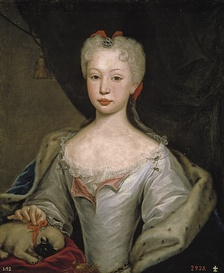 Maria Magdalena Barbara de Braganza, Queen of Spain, wife of Ferdinand VI of Spain