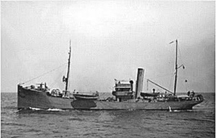 NRP Augusto de Castilho, leading figure of the Action of 14 October 1918 in the North Atlantic