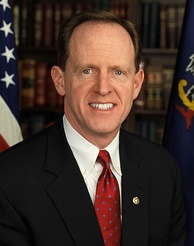 Toomey's 112th Congress portrait