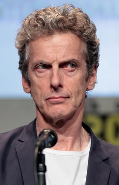Capaldi at the 2015 San Diego Comic-Con International, where he promoted his second full series.