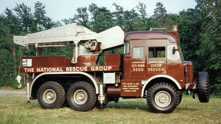 AEC Militant Mk I Breakdown Tender No.1456 MR Milly Tant