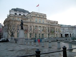 Canada House in London