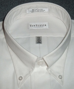 Shirt with labels
