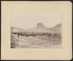 Elephant battery during the Second Anglo-Afghan War