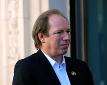 Composer Hans Zimmer, one of Nolan's most frequent collaborators