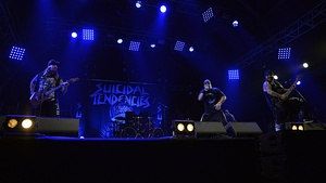 Suicidal Tendencies at Hellfest in 2017