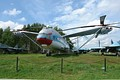 Mil Mi-12, the world's largest helicopter.