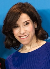 Sally Hawkins won for her performance in Happy-Go-Lucky (2008)
