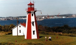 Partridge Island welcomed immigrants and refugees into Saint John Harbour from around the world and was North America's first quarantine station.