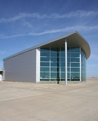 Lubbock's Silent Wings Museum at the former South Plains Army Airfield