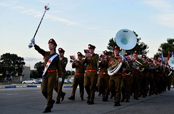 The Israel Defense Forces Orchestra is the main musical ensemble of the Israel Defense Forces.