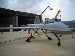 RQ-1 Predator of the Italian Air Force