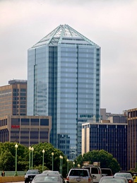 The 1812 N Moore office tower, completed in 2013 near Washington, D.C., was named after the war.
