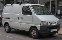 2003 Suzuki Carry 1.3 panel van (United Kingdom)