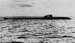 K-5, a Soviet November-class SSN, the threat that made conventional SSKs obsolete