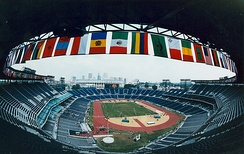 The Centennial Olympic Stadium