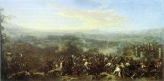 The Battle of Nördlingen, by Jacques Courtois
