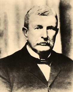 Benjamin Holt, one of the founding fathers of Holt Manufacturing Company.