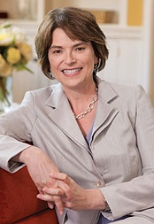 19th Brown president Christina Hull Paxson, 2012 to present
