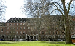 Church House in London where the first Security Council Meeting took place on 17 January 1946