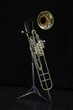 A modern cimbasso in F