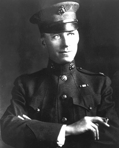 Major Earl Hancock Ellis developed amphibious warfare doctrine for the United States Marine Corps in the interwar period, and successfully predicted the nature of the subsequent Pacific campaign.