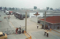 The new Gasoline Alley opened in 1986.